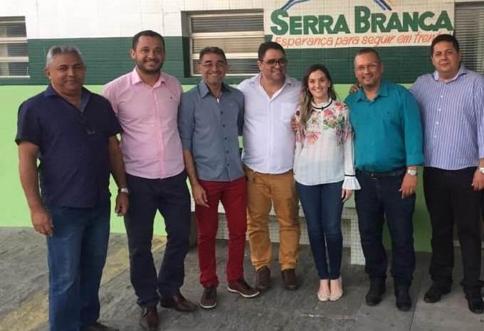 Vereadores se unem à Prefeitura para pedir investimentos para o Hospital de Serra Branca