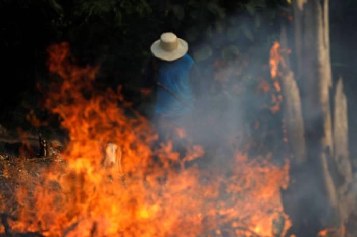G7 quer ajudar o mais rápido possível nos incêndios da Amazônia