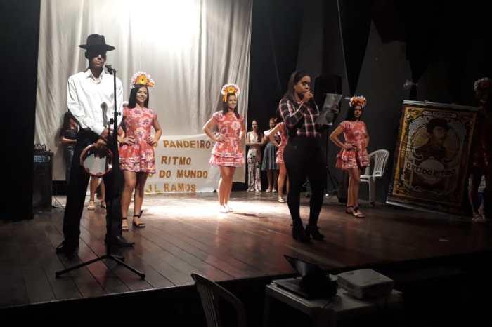 Escola de São João do Cariri se destaca no Festival Arte em Cena