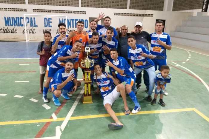Porto vence FutBets e é tetracampeão da Copa Dr. Chico de Futsal, em Monteiro