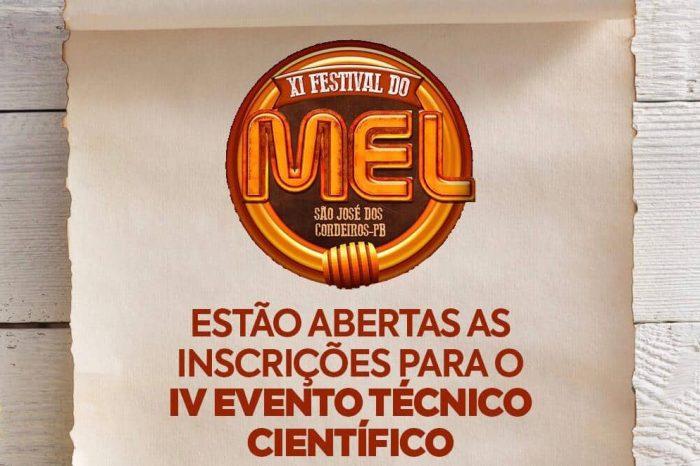 Festival do Mel terá palestras, oficinas e apresentação de trabalhos científicos em vasta programação técnica