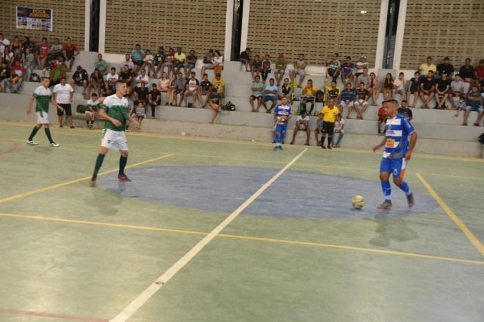 Placar acirrado e falta de gols definem finalistas da Copa Dr. Chico de Futsal 2019
