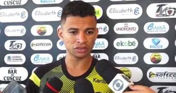 Meia projeta Botafogo-PB fazendo dever de casa contra o Náutico