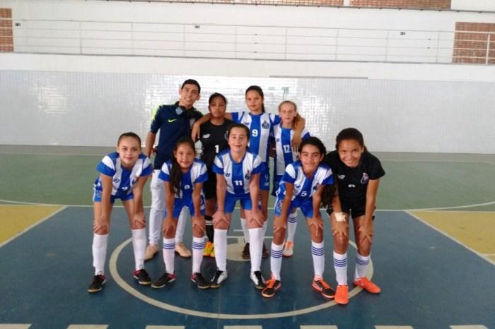 Alunas da Escola Bento Tenório, em Santa Catarina, representam Monteiro nos Jogos Escolares
