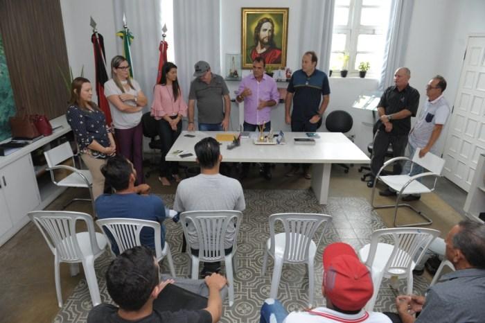 Primeiro passo é dado em benefício dos animais de pequeno porte em Monteiro