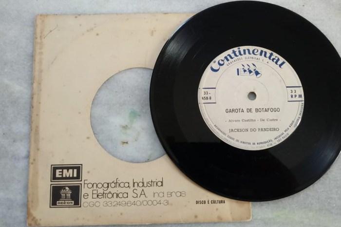 Música de Jackson do Pandeiro fica 53 anos 'perdida'
