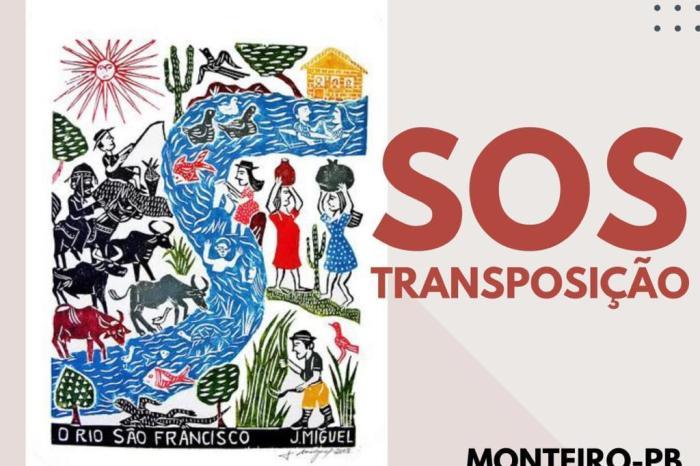 Entidades Estudantis se unem em defesa da transposição do São Francisco