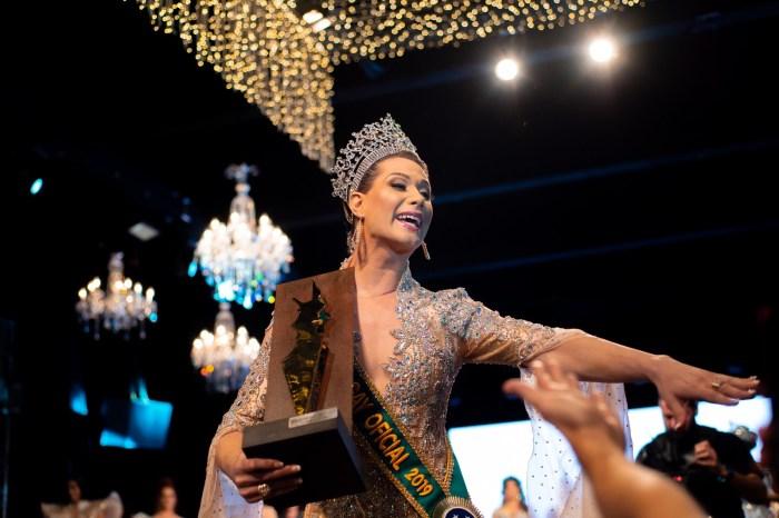 Representante de Pernambuco é eleita Miss Brasil Gay 2019