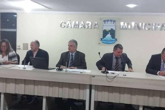 Retorno do vereador Raul Formiga marca sessão ordinária da Câmara de Monteiro