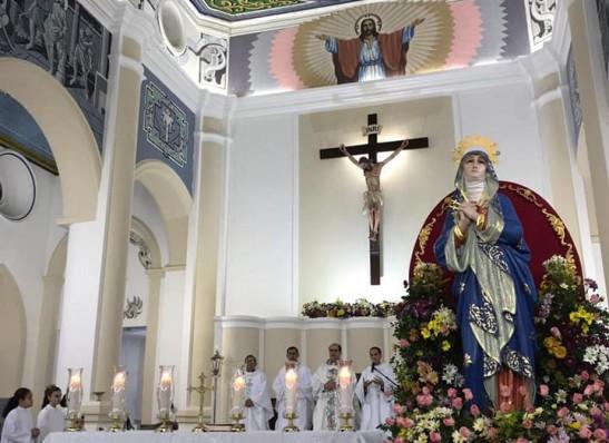 Começa tradicional Festa da Padroeira de Monteiro