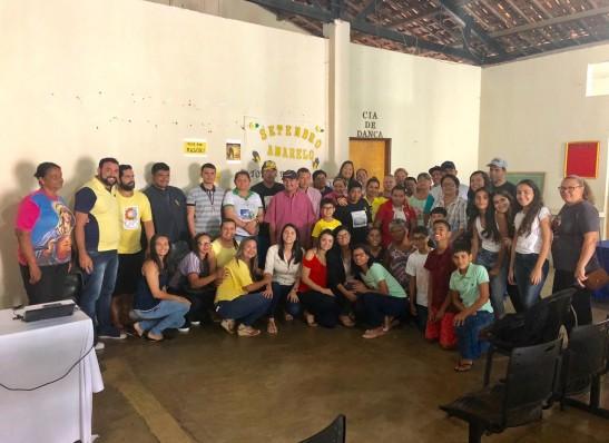 Prefeitura de Ouro Velho realiza palestra voltada ao tema 'Depressão'