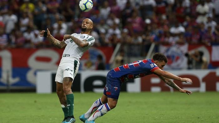 Palmeiras vence no Brasileirão e se mantém na cola do Fla