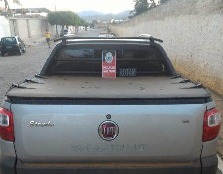 Polícia Militar prende assaltante de agência dos Correios na cidade de Monteiro
