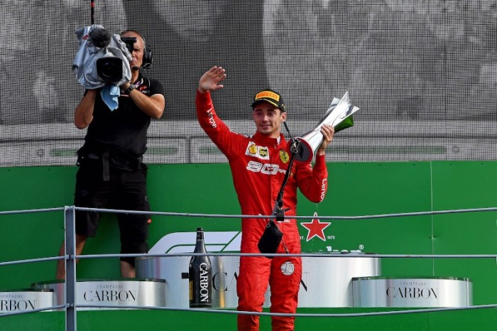 Com ascensão de jovens pilotos, audiência da Fórmula 1 sobe