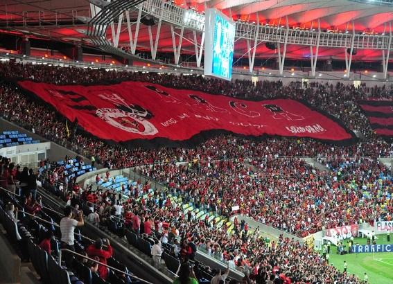 Um em cada cinco brasileiros torce para o Flamengo, aponta Datafolha