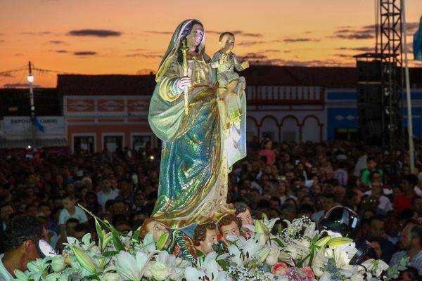 Em São João do Cariri: Festa de Nossa Senhora dos Milagres recebe público histórico