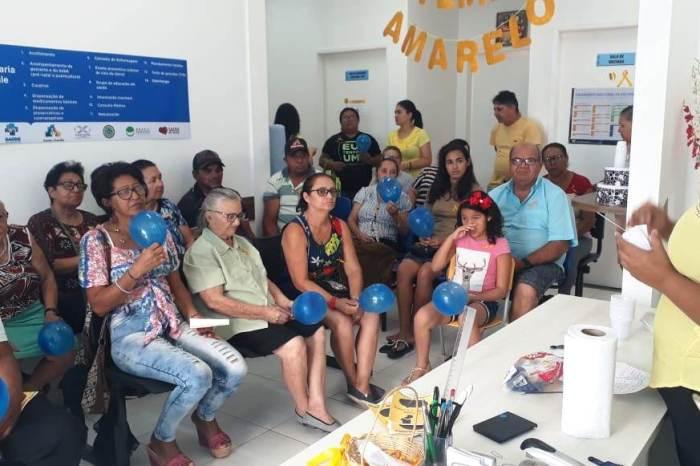 Setembro Amarelo tem programação em diversos setores no município de Monteiro
