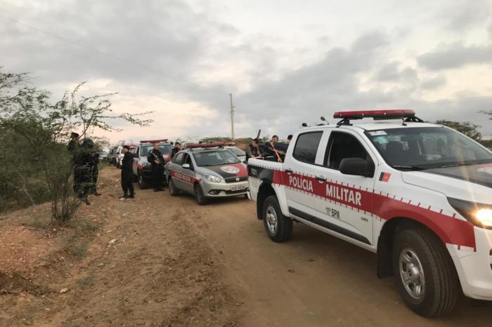 """Agentes da Polícia Civil e Policiais Militares deflagra """"Operação Covil"""" no Cariri"""
