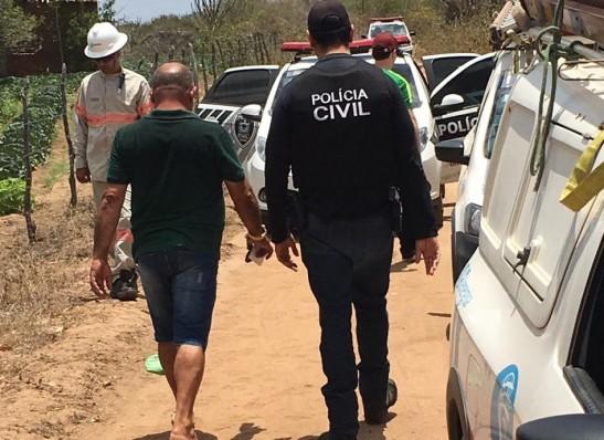 Energisa e Polícia Civil realizam operação de combate ao furto de energia no Cariri