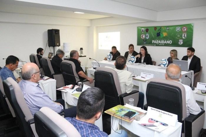 Clubes aceitam proposta da FPF e definem formato do Paraibano 2020