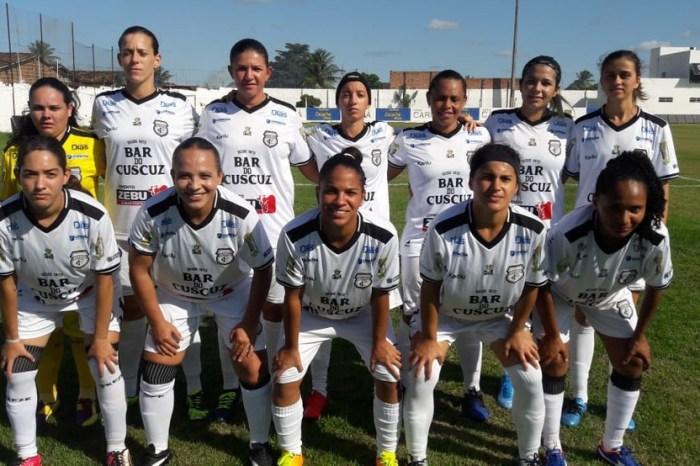 Feminino: FPF confirma vitória por WO do Treze sobre o Guará