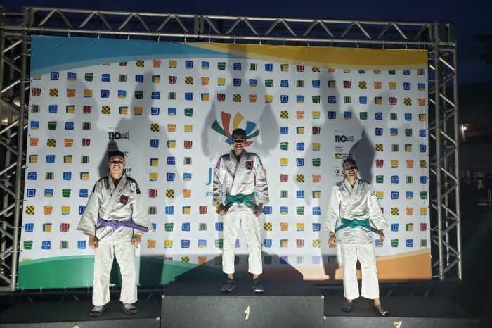 Atleta de Sumé é campeão nacional de judô dos Jogos dos Institutos Federais (JIF 2019)