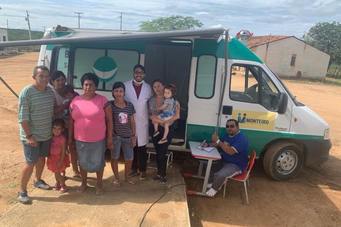 Monteiro implanta maior programa de Saúde Bucal da história do Município