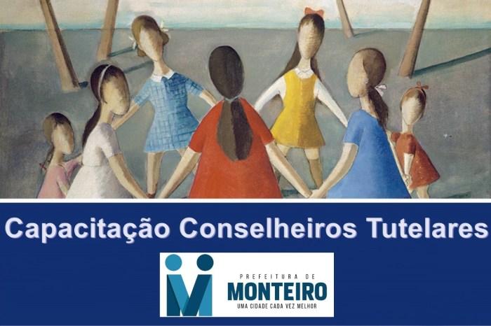 MONTEIRO: Ação Social realizará Curso de Formação para conselheiros tutelares