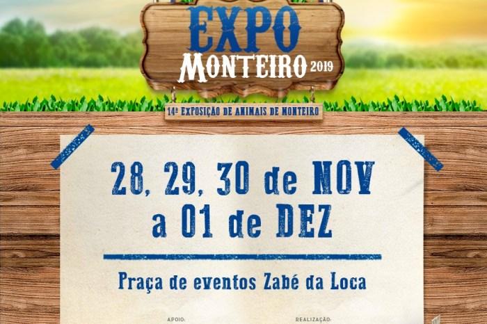 Mega estrutura e grandes negócios são esperados na 14ª Exposição de Animais de Monteiro