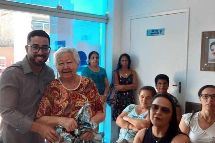 MONTEIRO: UBS Comemora Outubro Rosa com manhã dedicada às Mulheres