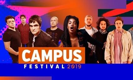 Campus Festival 2019 terá IZA, Skank, Lagum e Os Gonzagas