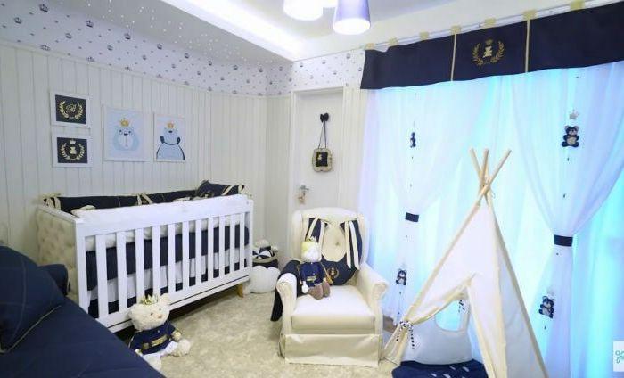 Thammy Miranda mostra como ficou o quarto do filho