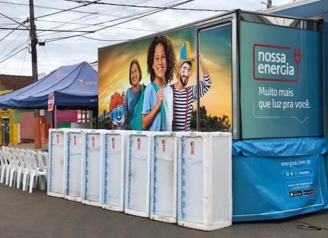 Secretaria de Desenvolvimento Social realiza cadastro para troca de geladeiras em Monteiro