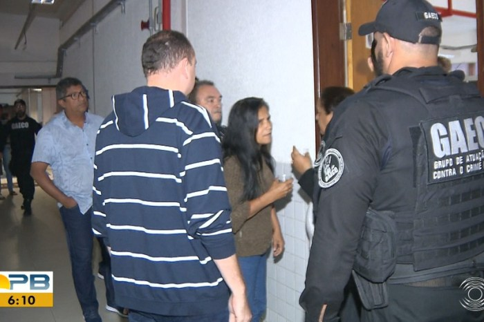 Onze vereadores são presos na PB por forjar viagem para congresso
