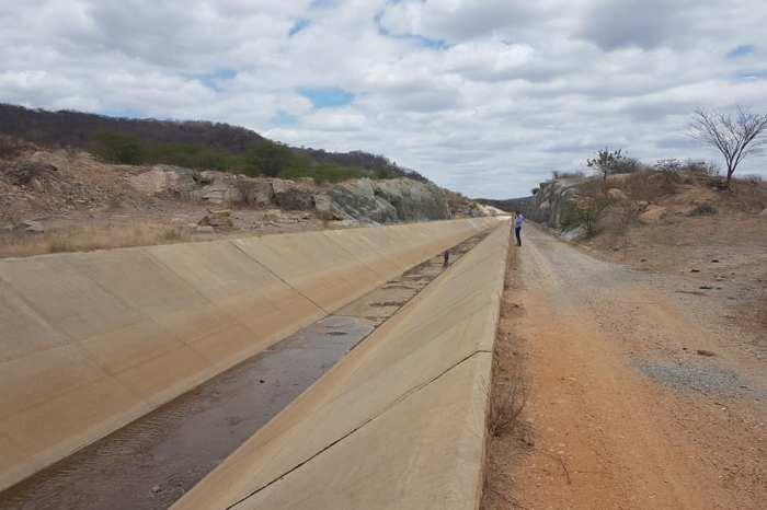 Águas do Rio São Francisco retornam à Monteiro após nove meses