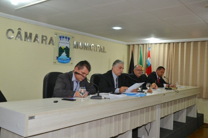 Câmara aprova projeto de implantação de insalubridade para funcionários municipais de Monteiro