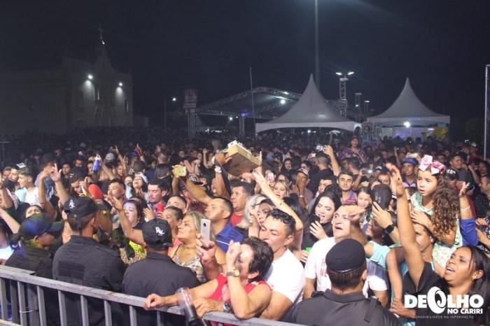 Programação social da Festa do Padroeiro de Boa Vista tem recorde de público
