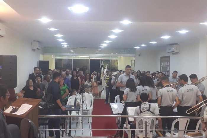 Igreja Congregacional de Sumé comemorou 60 anos de fundação com grande programação