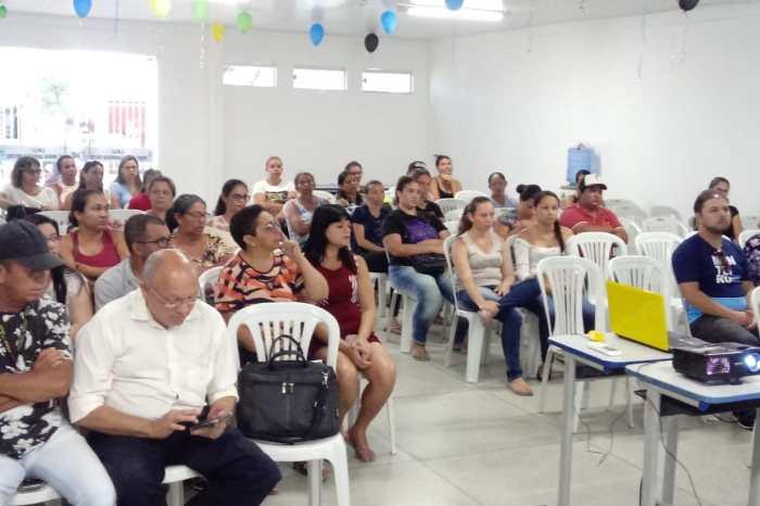 Rede Municipal de Ensino realiza reunião de orientação para os pais de alunos em Monteiro