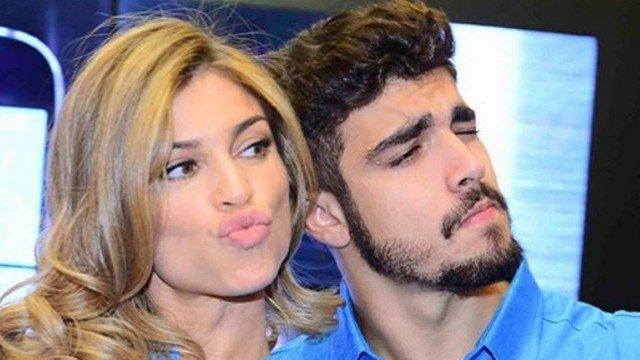 Caio Castro explica porque não expõe romance com Grazi