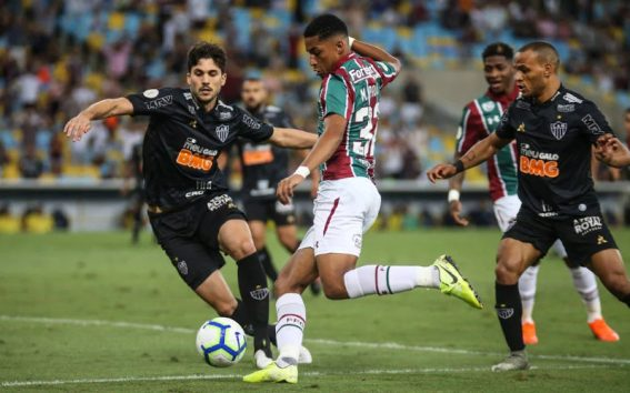 Após empate, Fluminense está fora da zona de rebaixamento