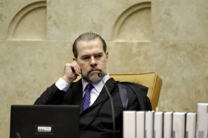 Toffoli nega pedido de Aras sobre dados sigilosos e desafia MP