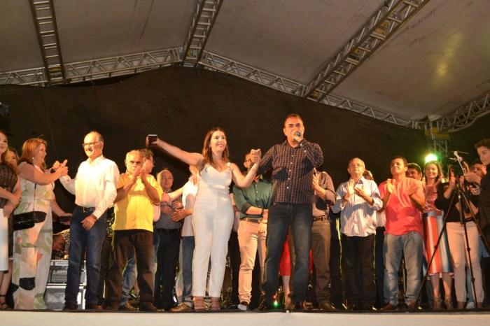 Vice-prefeito Celecileno participa de forma atuante de eventos e ações em Monteiro