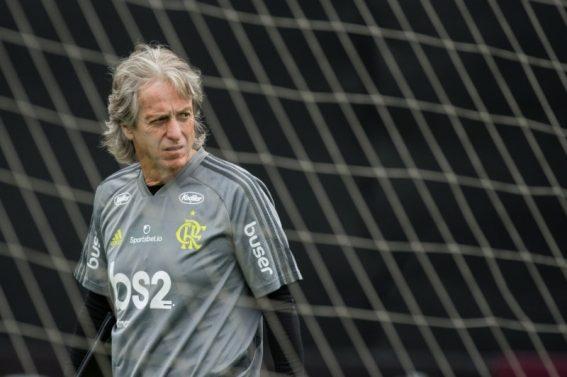 Técnico Jesus leva Flamengo para conquistar Portugal