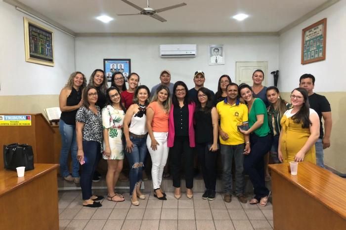 Empreendedores de São João do Cariri participam de palestra sobre Marketing em Vendas