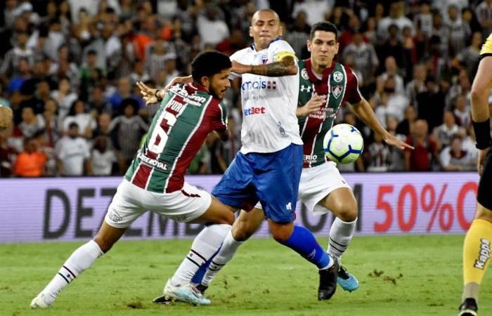 Fluminense e Fortaleza não passam de empate no Maracanã