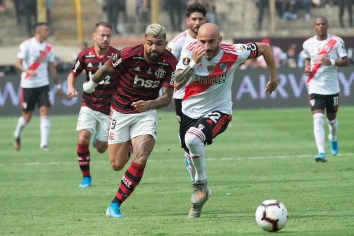 Meta do Fla é manter base campeã da Libertadores e do Brasileiro