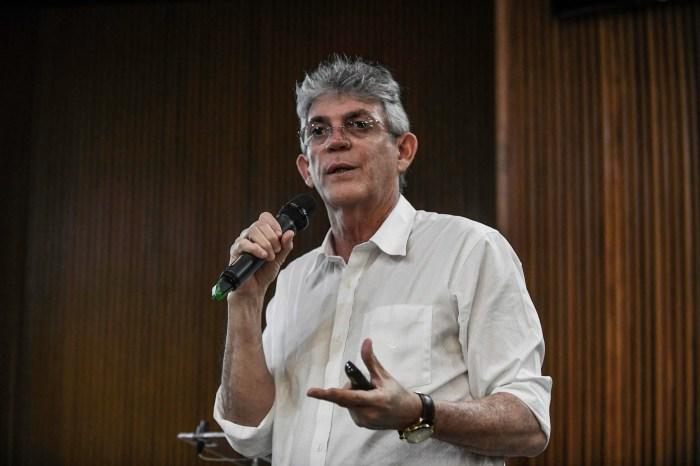 Operação Calvário: Ex-governador Ricardo Coutinho é preso pela Polícia Federal