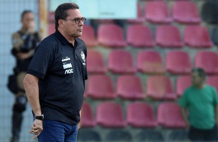 Vasco da Gama está sem técnico para a temporada de 2020