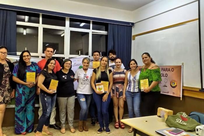 """Aplicativo """"Solo Amigo"""" desenvolvido no CDSA é apresentado em Goiás"""